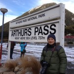 Me at Arthurs pass